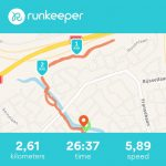 started with tiny intervals