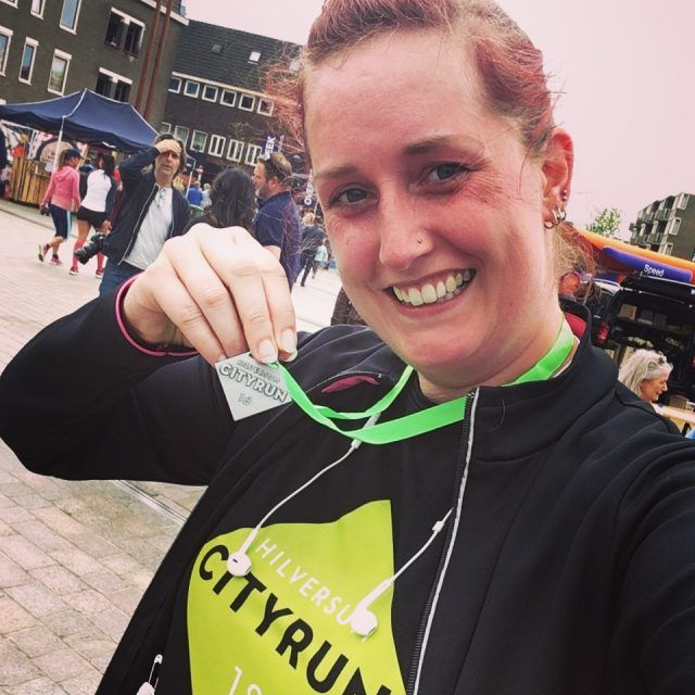 Hilversum City Run 2018: 5km Ladies Run