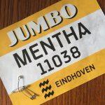 10km Eindhoven bib